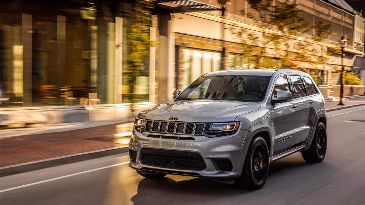 New Jeep Grand Cherokee Models Hendrick Chrysler Jeep Fiat