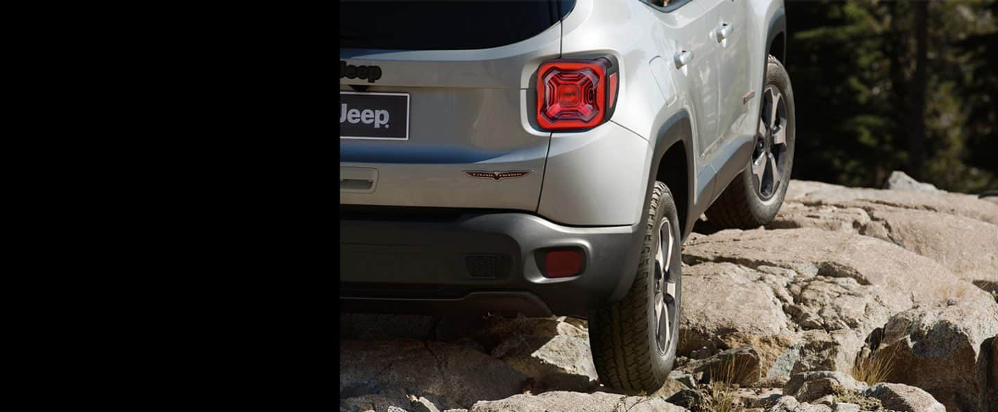 2020 Jeep Renegade Capability Features