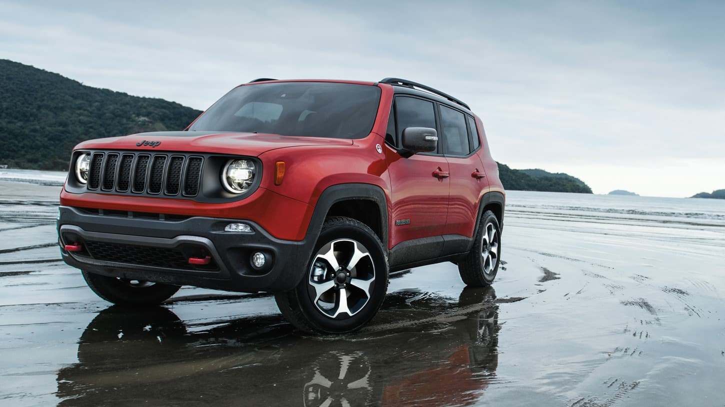 2020 Jeep Renegade Photo And Video Gallery