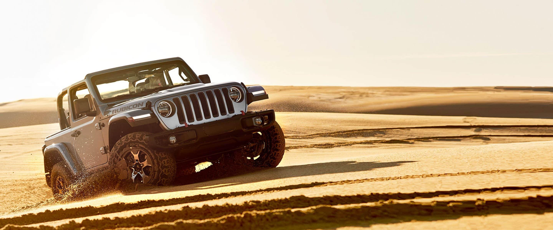 Top Jeep Wrangler Off-Road Accessories