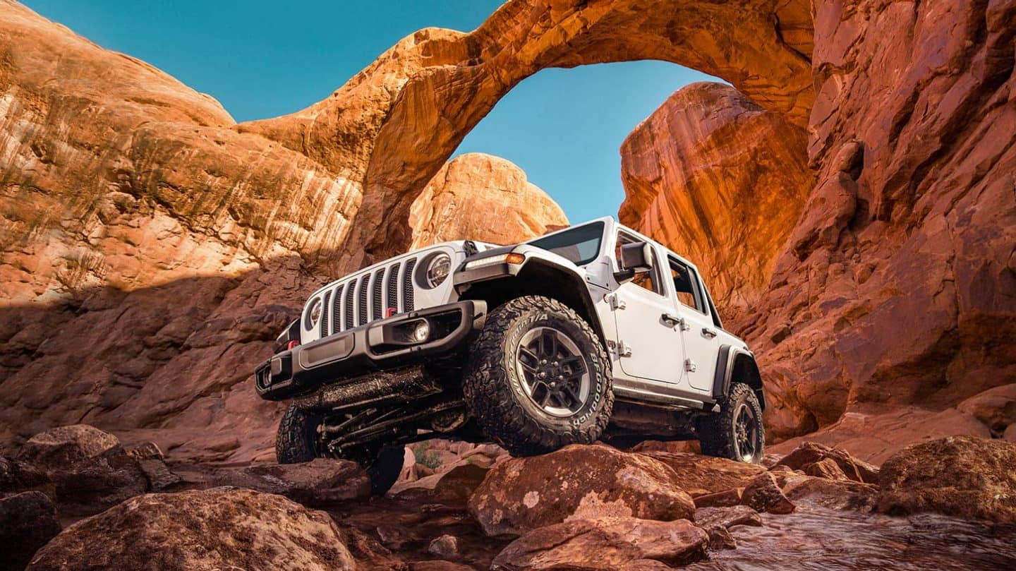 Spring Maintenance For Your Jeep in Ohio