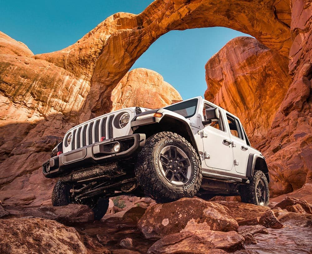 Trim Levels of the 2020 Wrangler