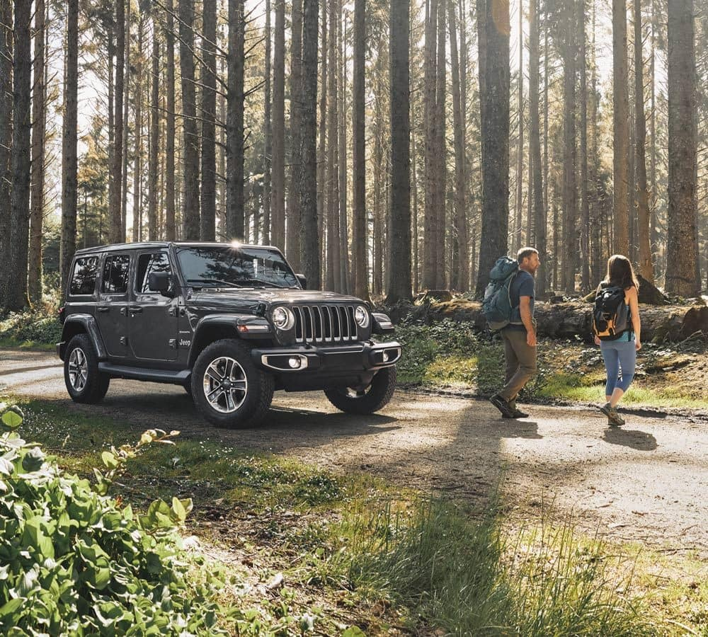 Trim Levels of the 2020 Jeep Wrangler