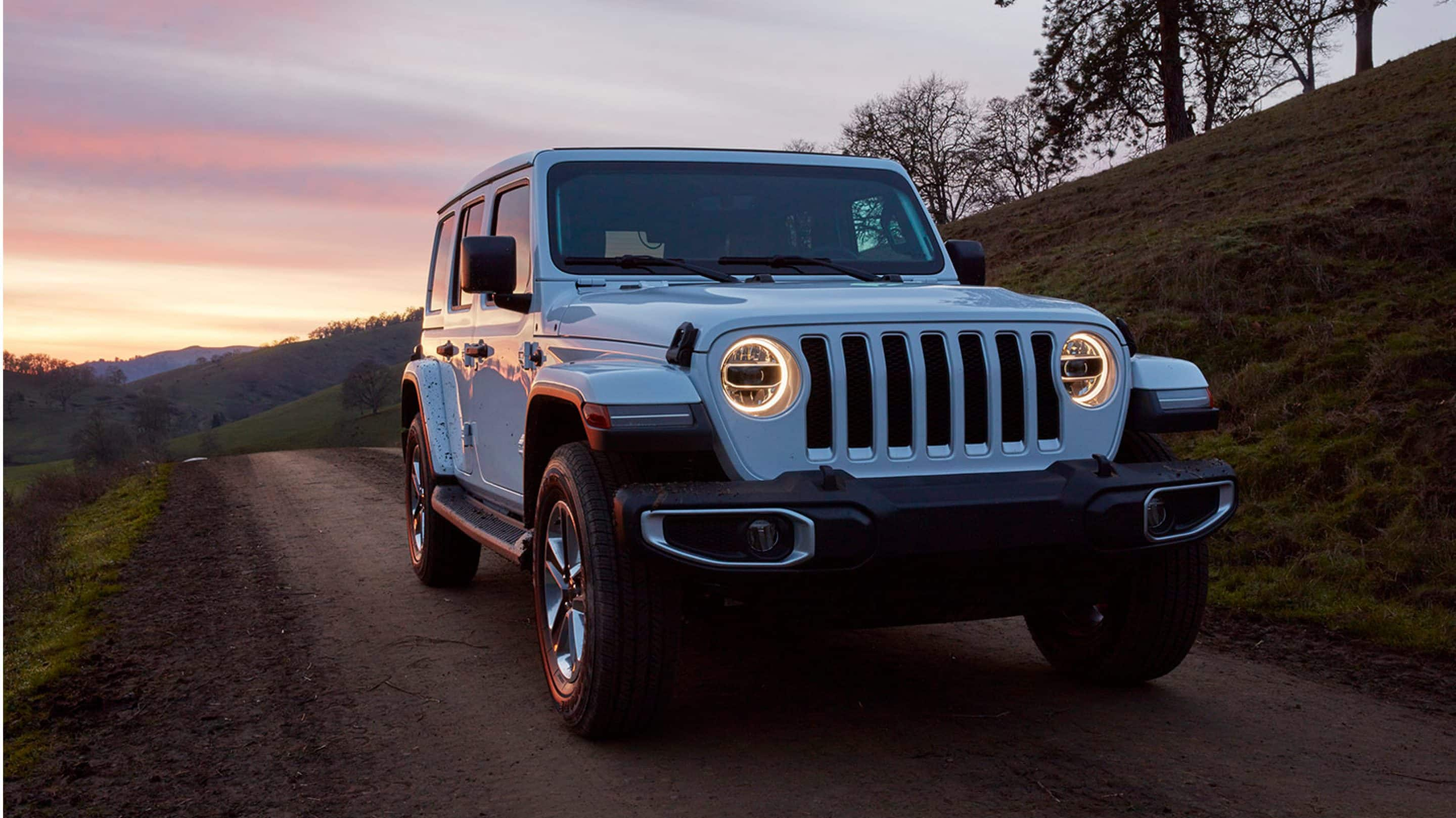 Power and Handling of the 2020 Wrangler