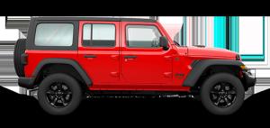 2020 Jeep Wrangler Next Generation Icon