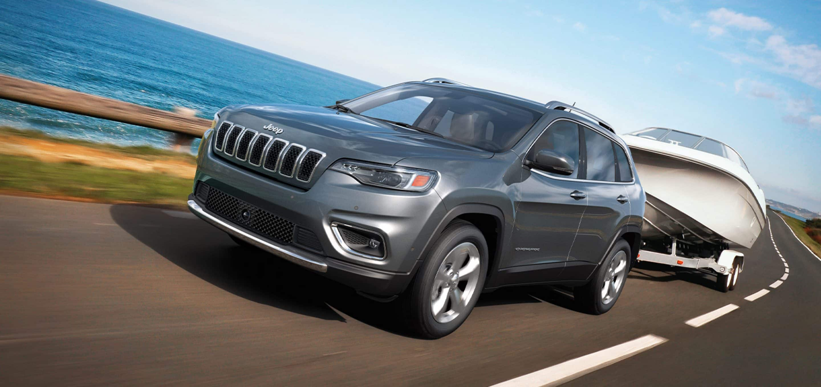 Trim Levels of the 2021 Jeep Cherokee