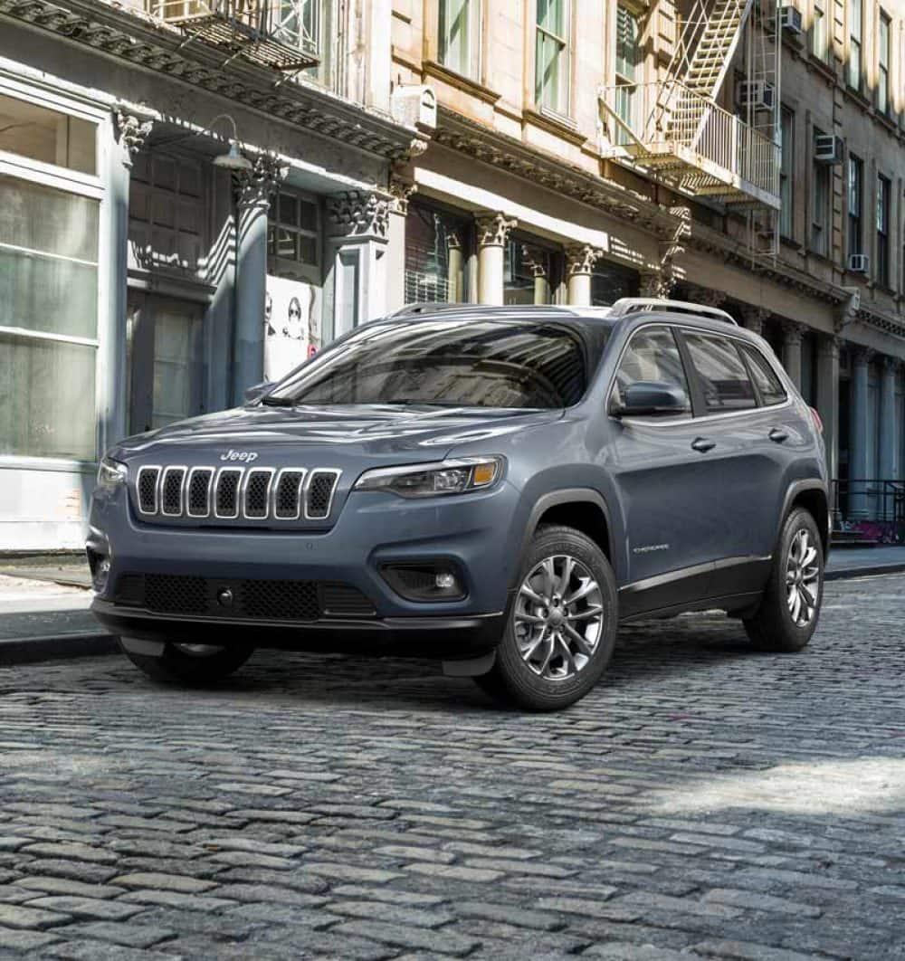 Jeep Cherokee Mopar Accessories Lansing KS