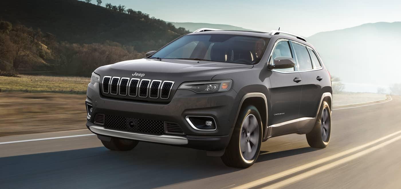 Jeep Reveals 2021 Cherokee Latitude LUX Model