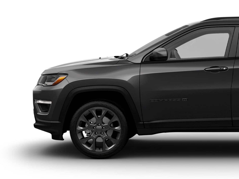 2021 Jeep Compass Exterior Wheels Trims Body