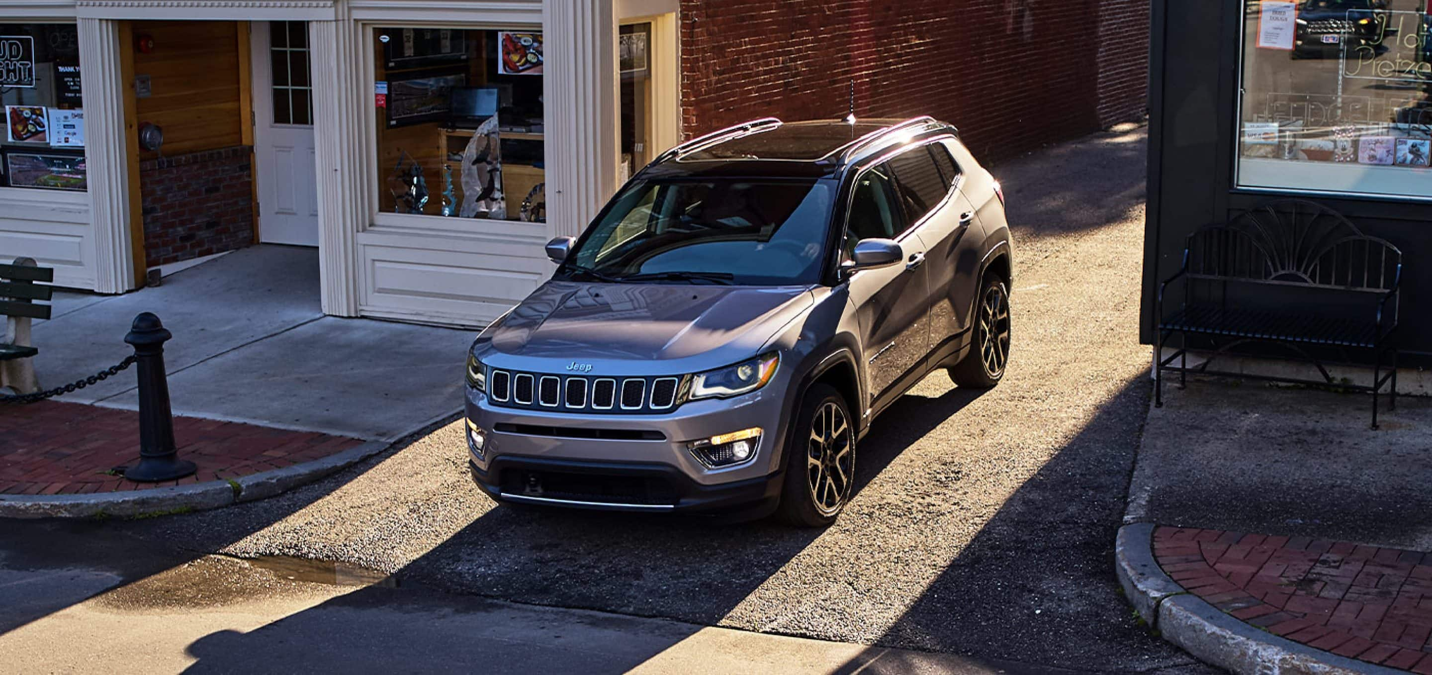 Trim Levels of the 2021 Jeep Compass