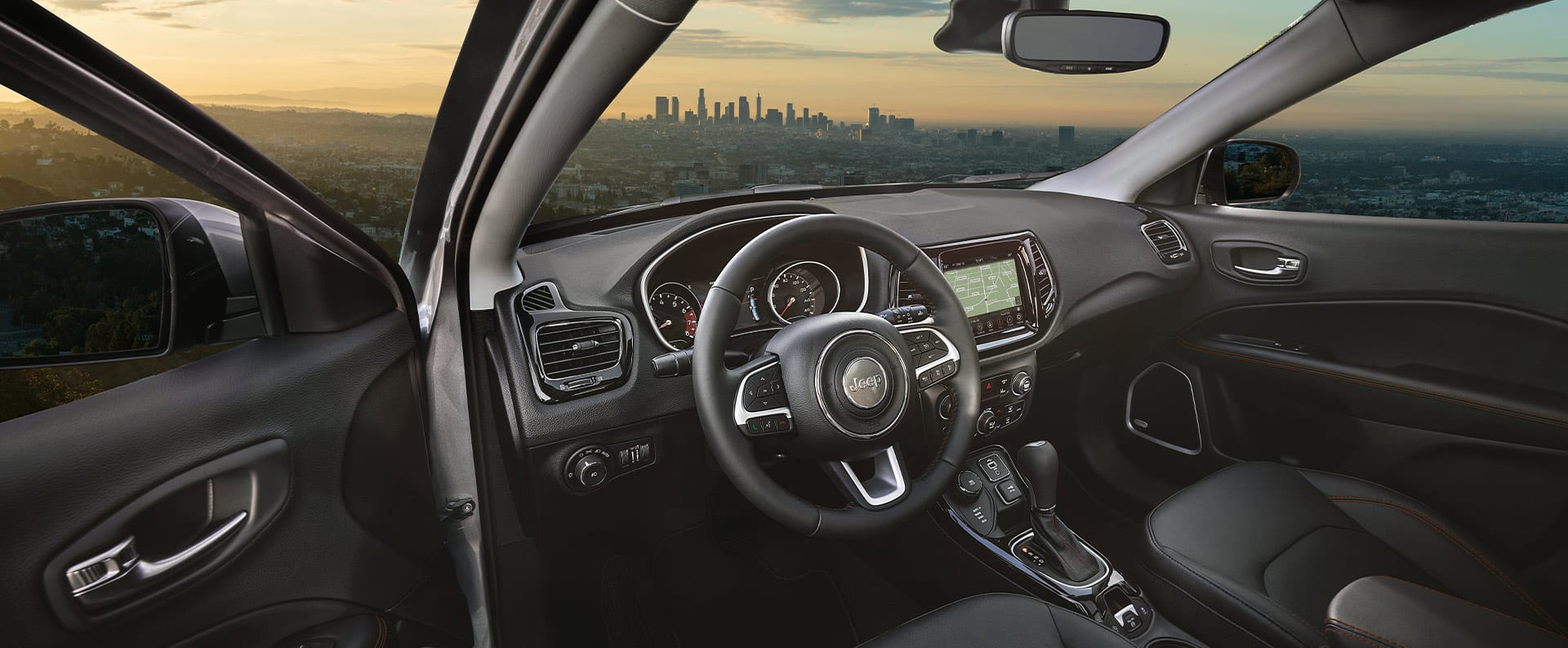 2021 Jeep Compass Interior Compact Suv With Style