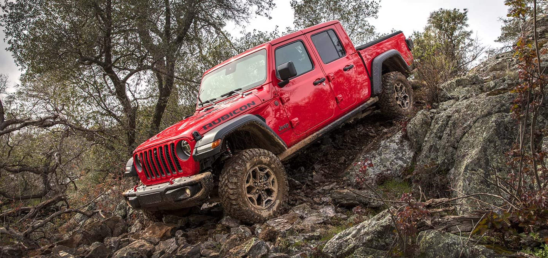 Top Jeep Gladiator Mopar Accessories