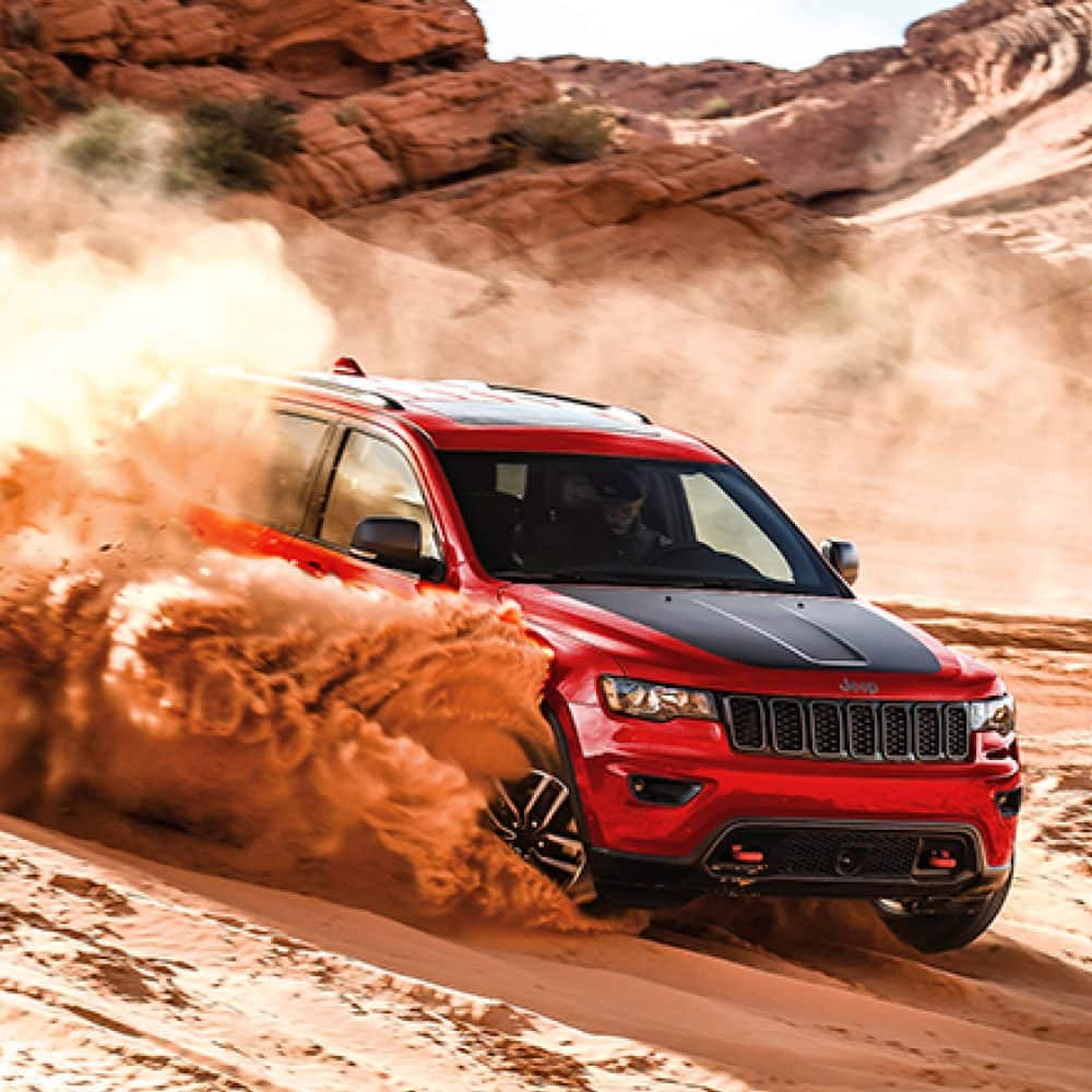 What Makes a Jeep Trail Rated
