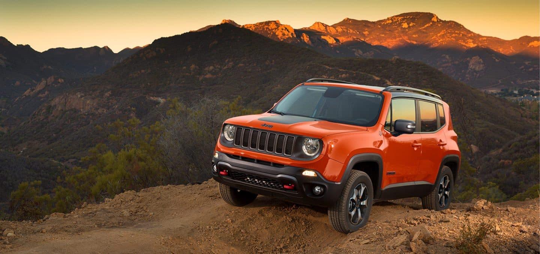 2021 Jeep Renegade Trim Level Guide