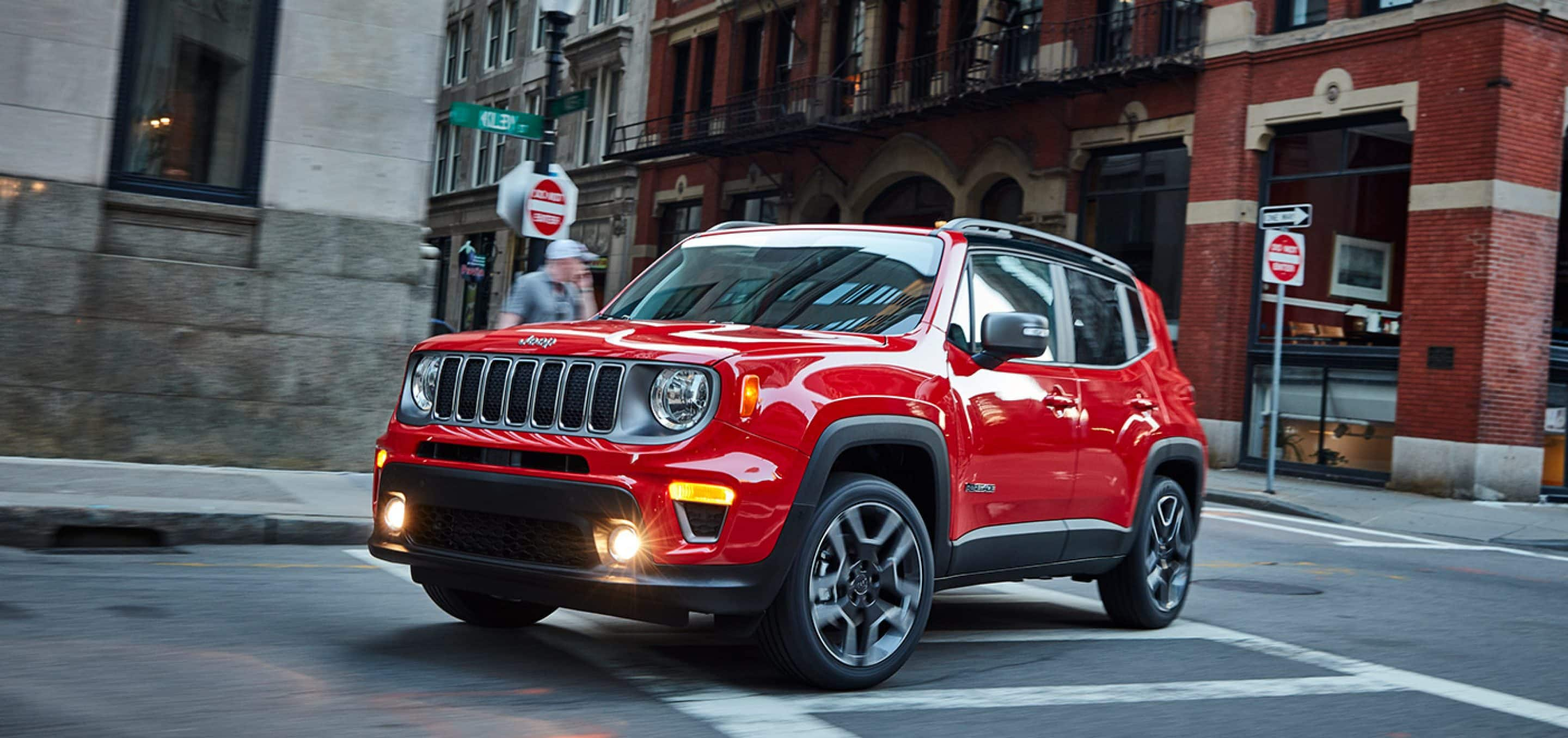 Trim Levels of the 2021 Jeep Renegade