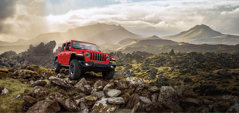 The Jeep Wrangler's Power