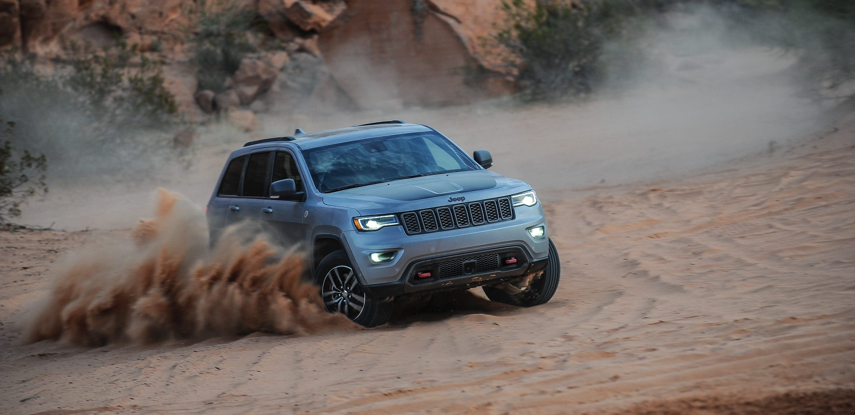 Jeep 4x4 Systems Explained