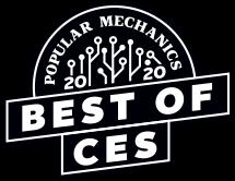 Popular Mechanics Best of CES logo