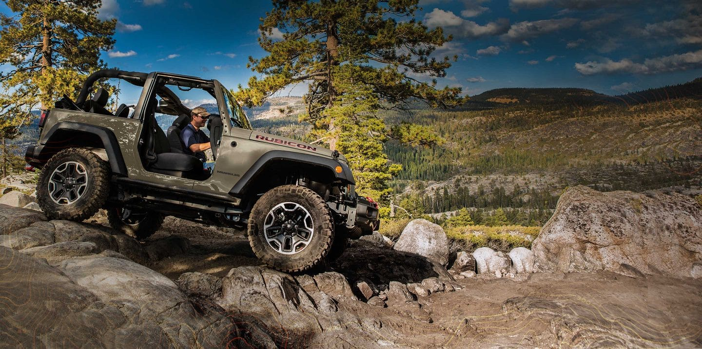 Off Road Jeep >> Jeep Badge Of Honor Join The Off Roading Community