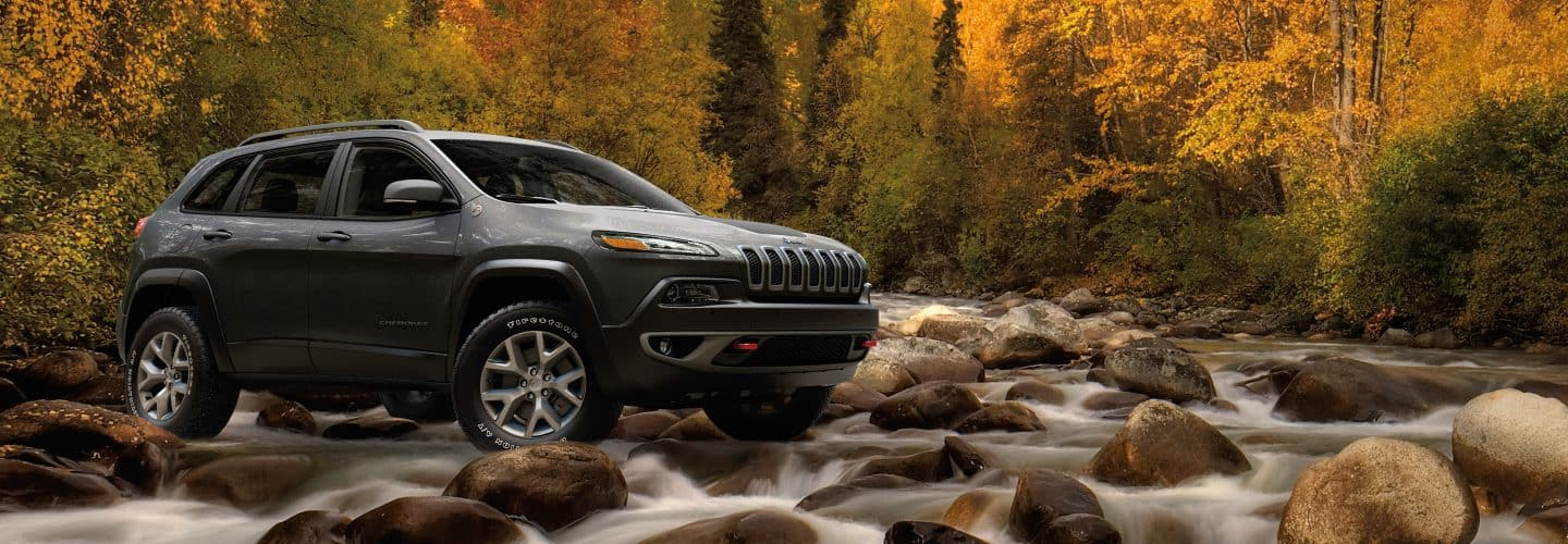 2017 Jeep Cherokee Capital Bonus Cash Black Friday Sales Event