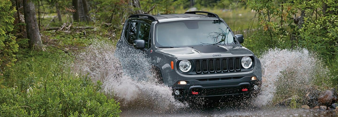 2017 Jeep Renegade $4500 Total Cash Black Friday Sales Event