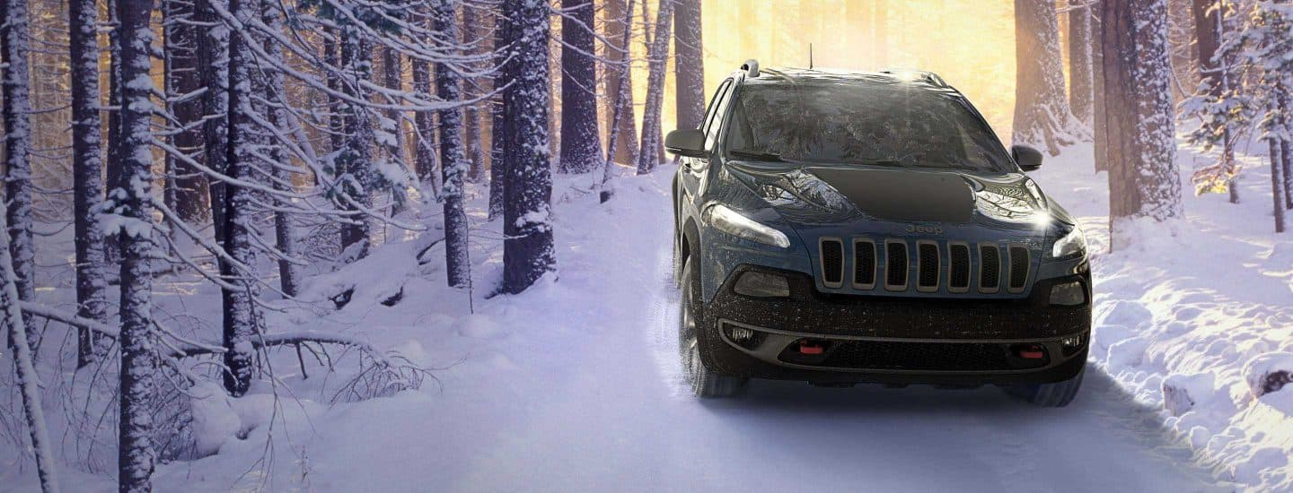 2018 Jeep Cherokee 0% APR for 60 Months + $1,000 Bonus Cash