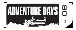 Logo de Días de aventuraJeep®