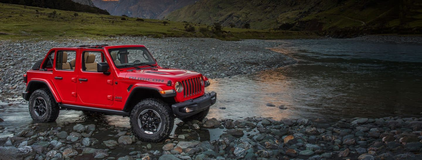New Jeep Models >> Jeep Suvs Crossovers Official Jeep Site