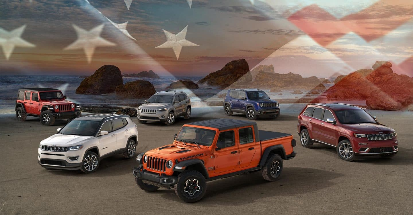 Jeep Dealers Dayton Ohio >> Jeep Suvs Crossovers Official Jeep Site
