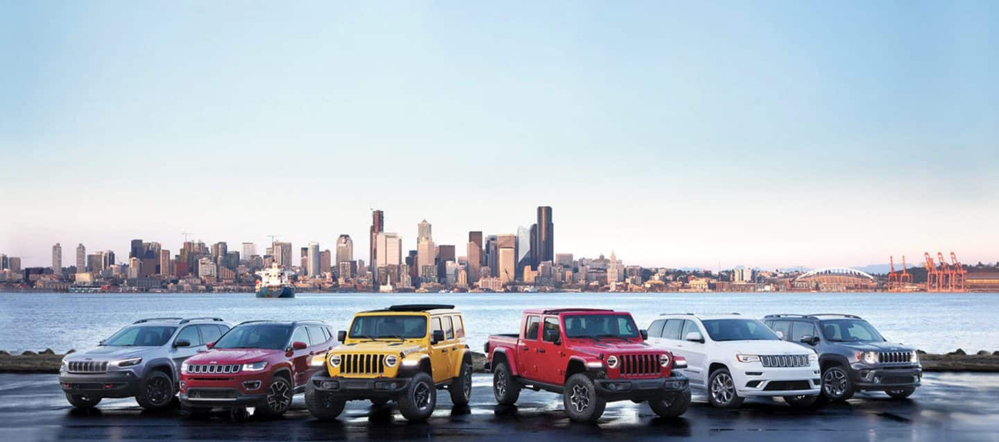 low priced a4625 501d8 Jeep SUVs & Crossovers - Official Jeep Site