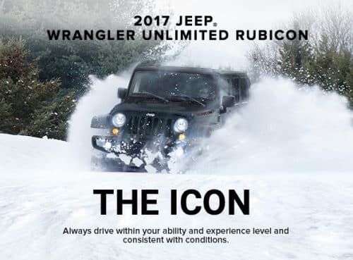 Wrangler Unlimited Icon