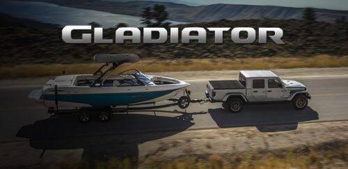 2020 Gladiator