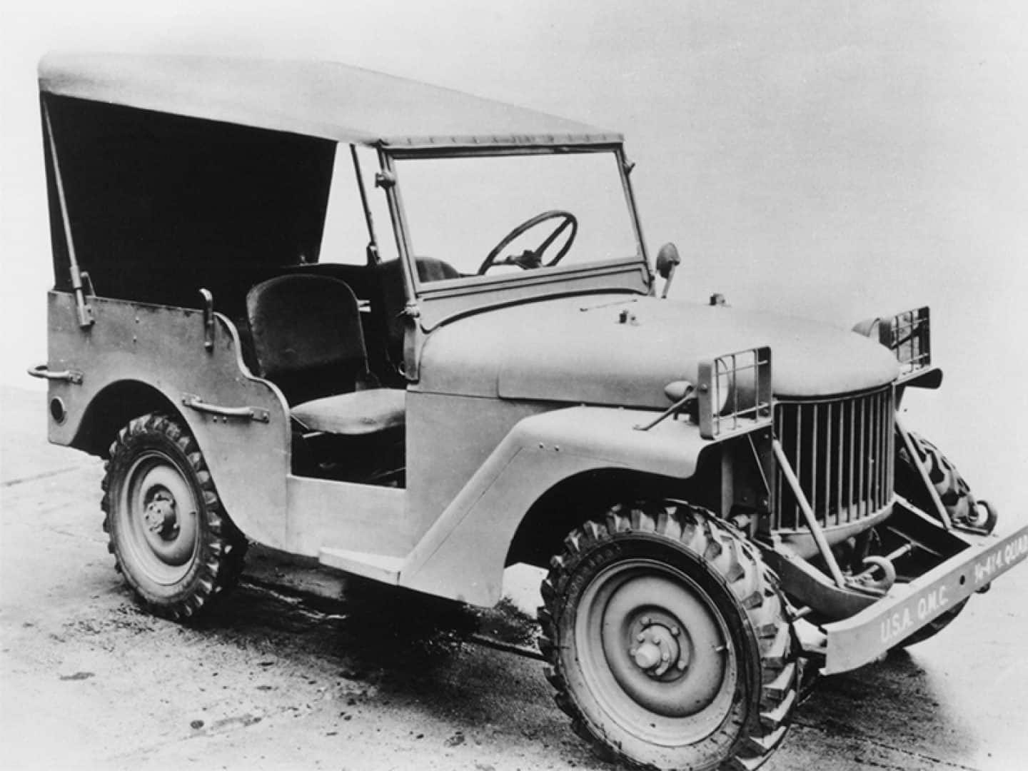 Jeep® History in the 1940s