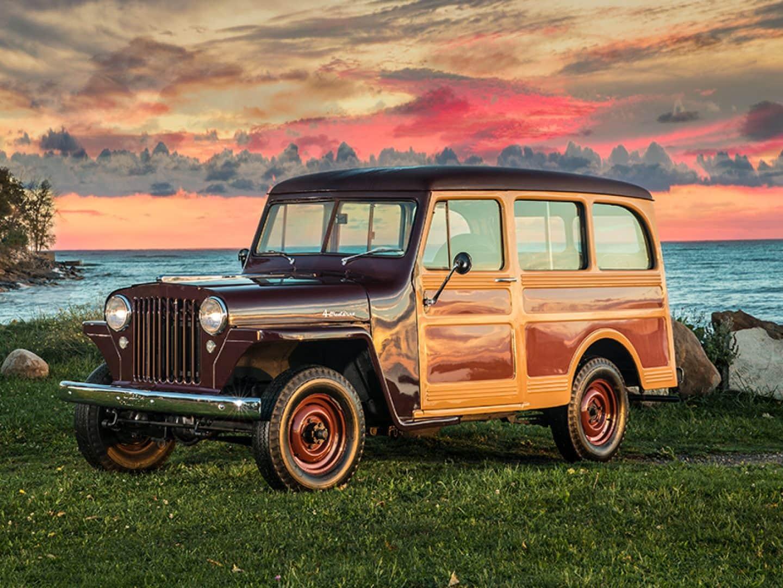 100 Jeep Station Wagon 2018 2017 Jeep Grand