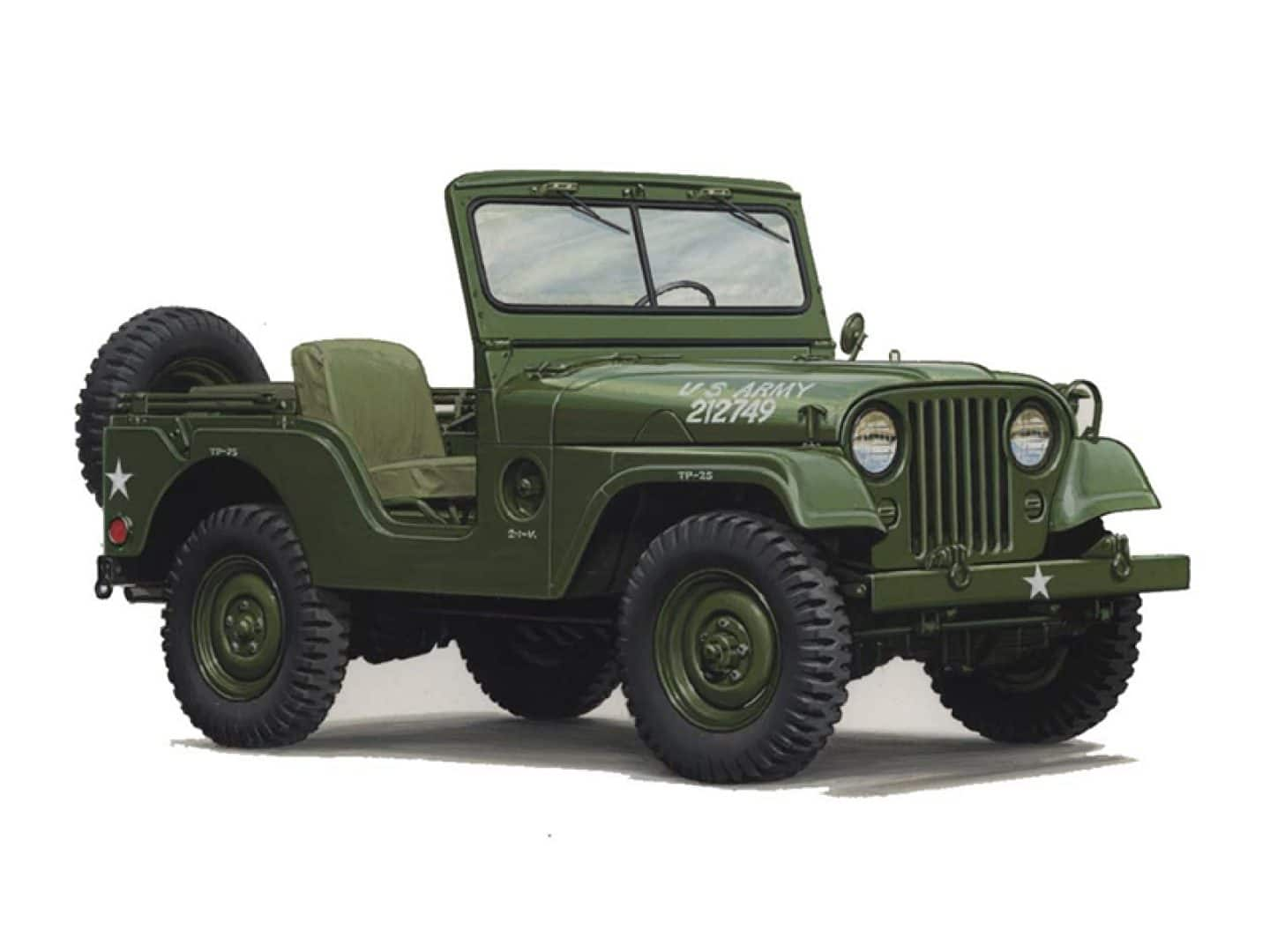 Jeep History M-38A1 (MD)
