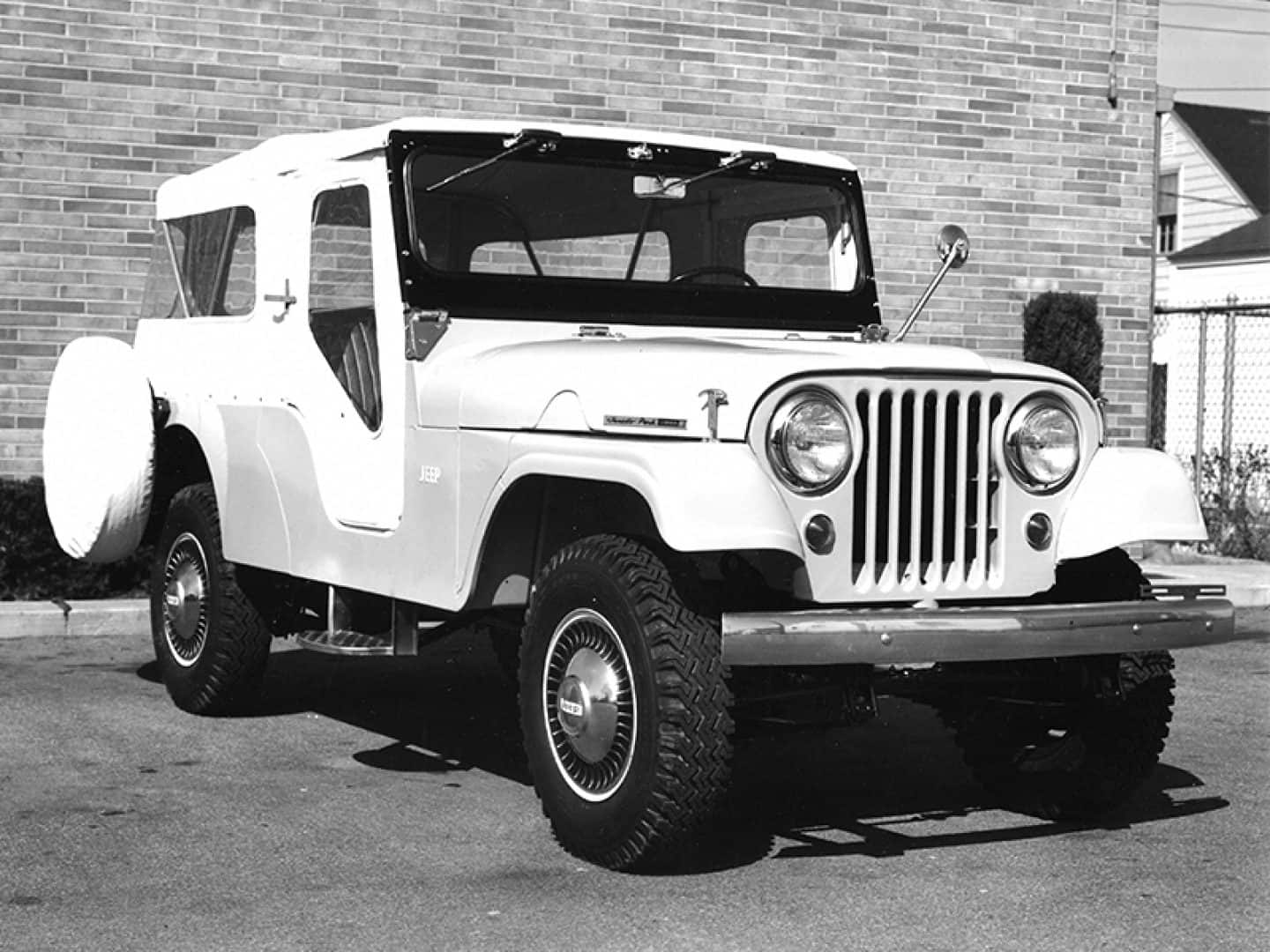 Jeep history in the 1960s jeep history jeep cj 5acj 6a tuxedo park publicscrutiny Image collections