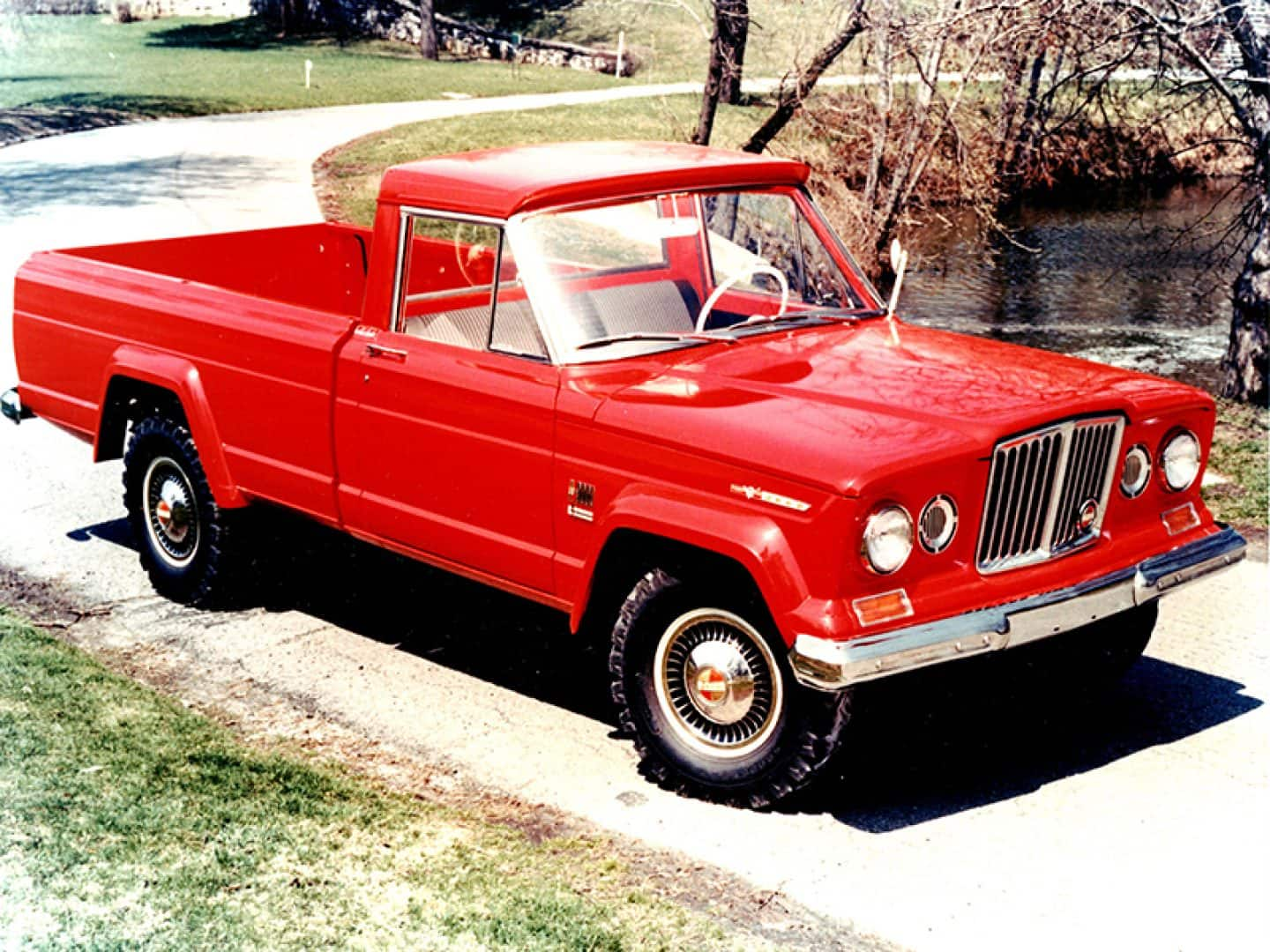 Jeep history in the 1960s jeep history jeep j 2000 j 3000 series pickup publicscrutiny Image collections