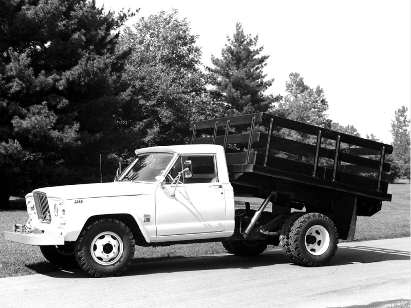 Jeep history in the 1960s jeep history jeep gladiator j series truck publicscrutiny Image collections