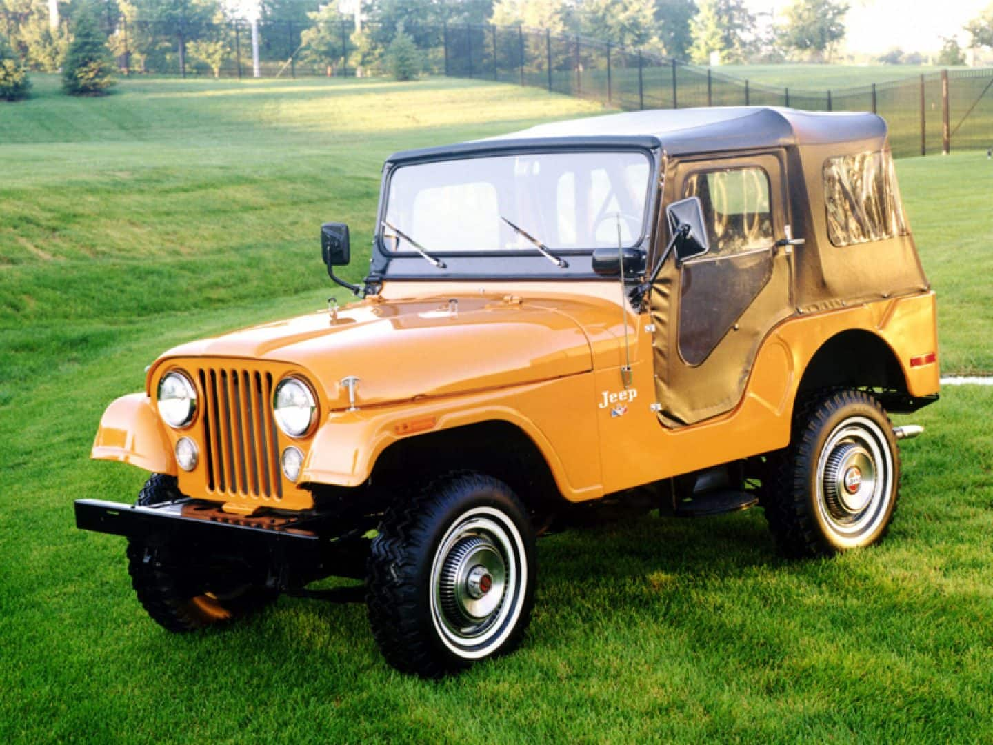 Jeep History in the 1970s