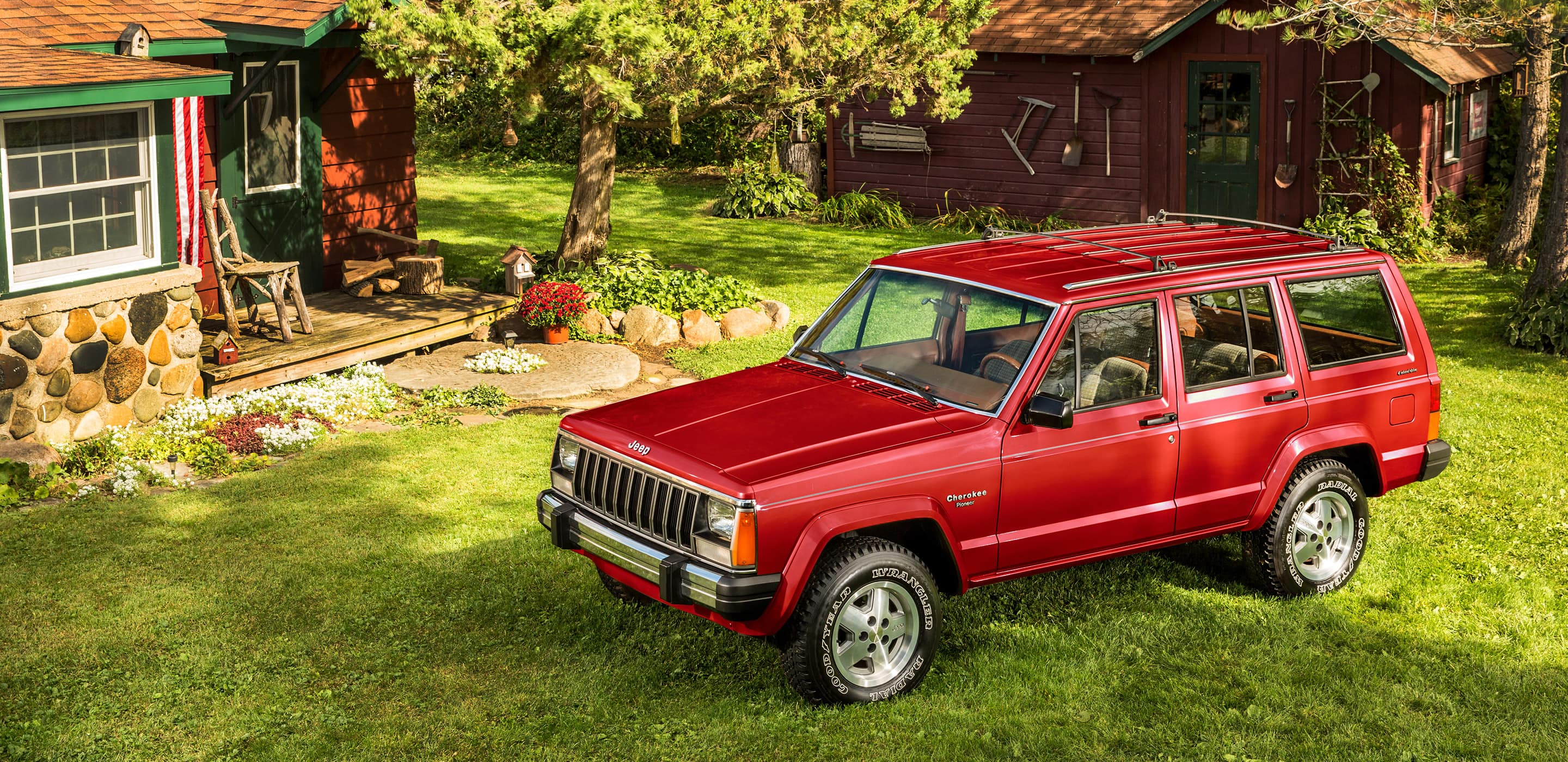 Jeep Truck And Grand Wagoneer Shop Manual 1984 1985 1986