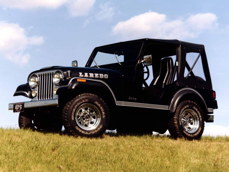 Jeep History CJ-5 Laredo