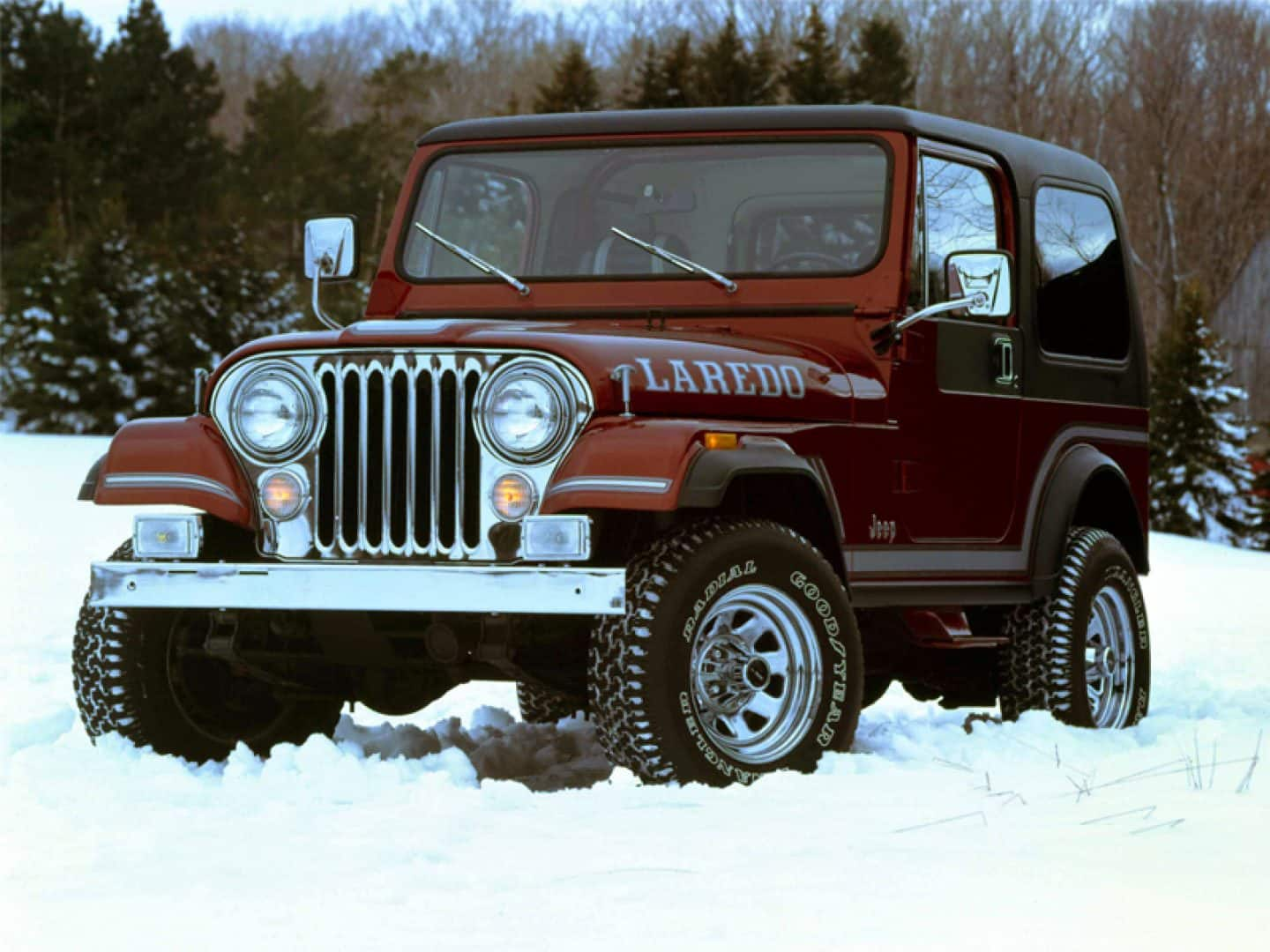 jeep history in the 1980s rh jeep com 2014 Jeep Owners Manual 2002 Jeep Liberty Limited 4x4
