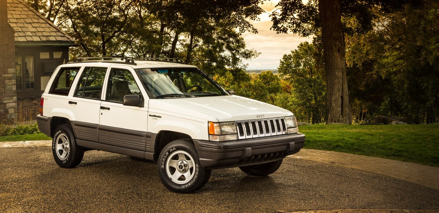 Jeep® History in the 1990s