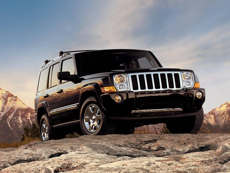 large ride photos commander jeep specs info modification