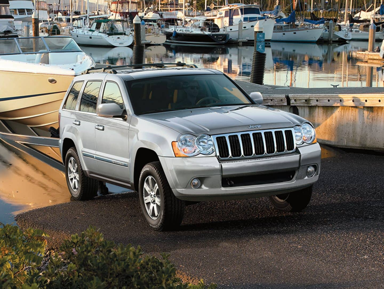 Jeep History Grand Cherokee (WK)