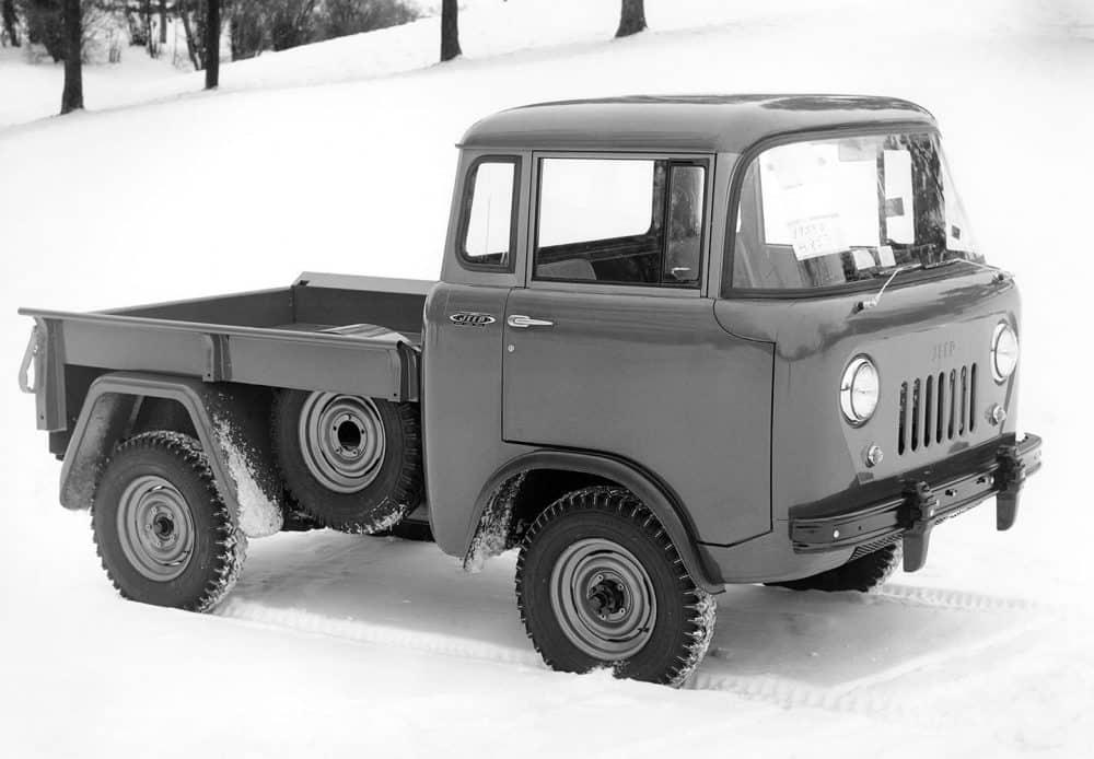 Jeep History 1950s