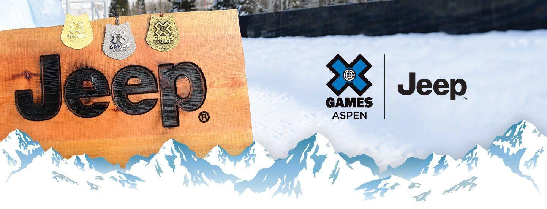 Jeep X Games Aspen