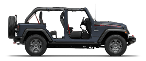 2017 Jeep Wrangler Unlimited  On and OffRoad Capable SUV