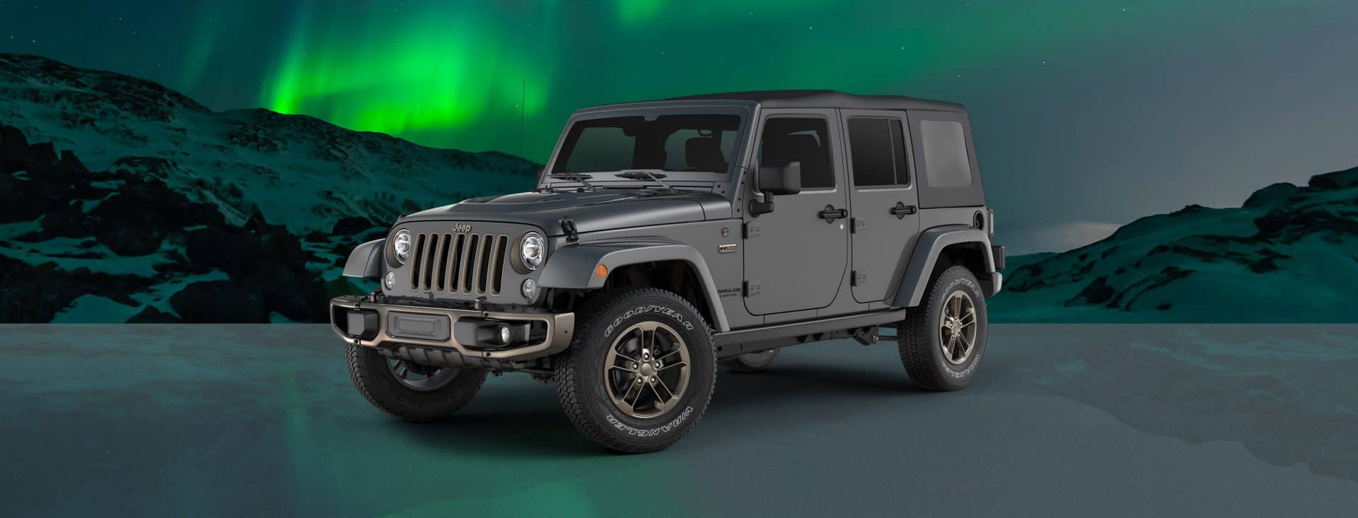 Jeep Wrangler Freedom Edition >> 2017 Jeep Wrangler 75th Anniversary - Limited Edition