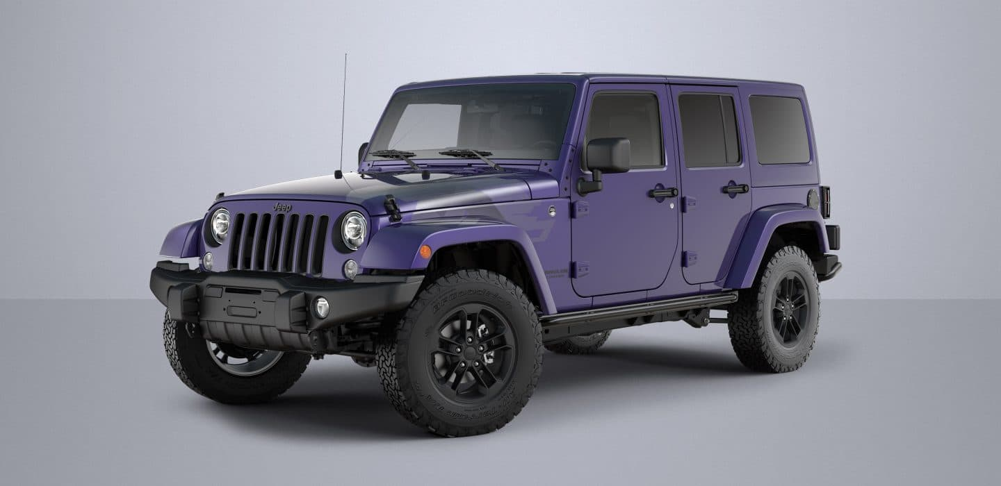 2017 jeep wrangler winter - limited edition